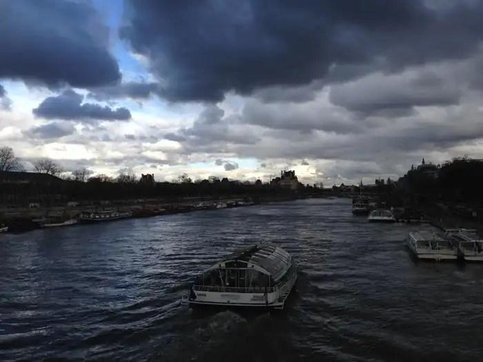 Crociera sulla Senna Parigi