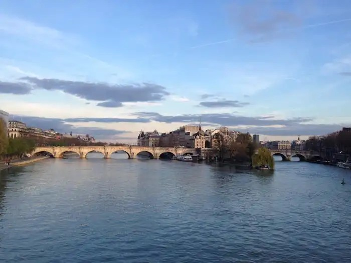 Ile de la Cité Parigi