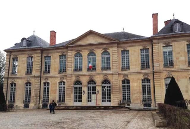 Musee Rodin a Parigi
