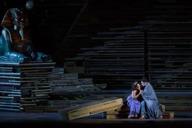 Aida in Arena di Verona