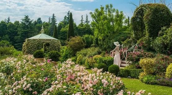 Giardino di Casa Biasi Pesina