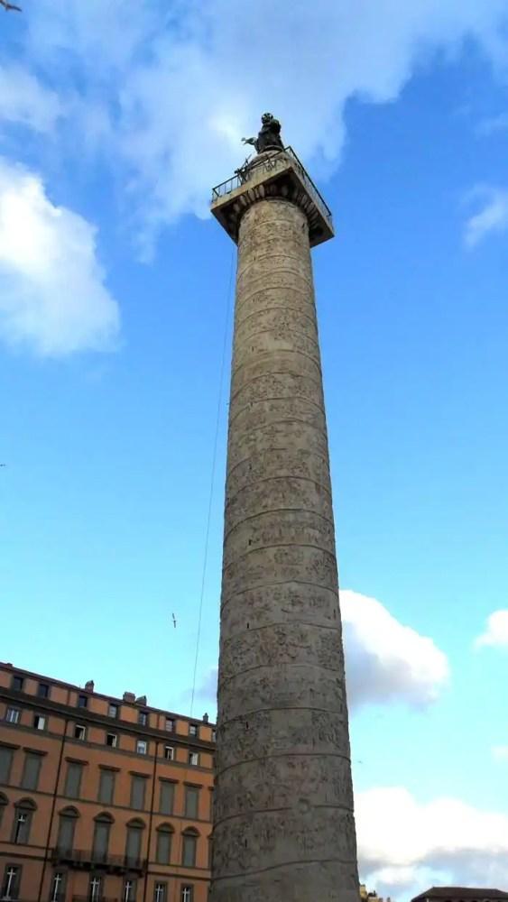 Colonna di Traiano a Roma