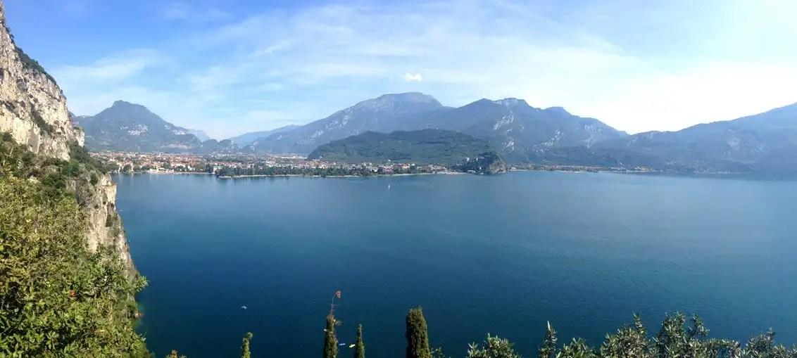 Sentiero del Ponale: il più bel trekking sul Lago di Garda è in Trentino