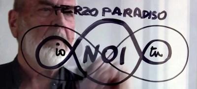 Michelangelo Pistoletto: le opere Terzo Paradiso e Woollen in Via Tortona