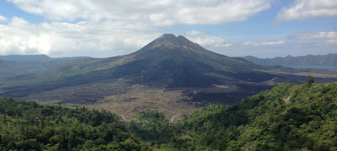 Bali cosa vedere: il vulcano Batur