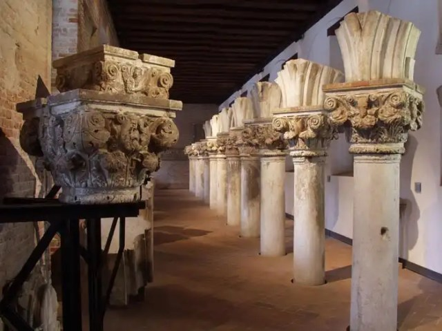 Palazzo Ducale Venezia - Museo dell'Opera
