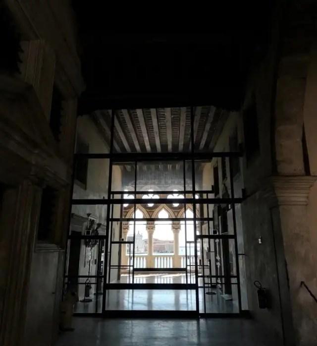 Palazzo Ducale Venezia - La Loggia