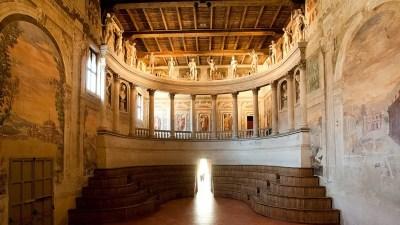 Teatro all'Antica di Sabbioneta, la città UNESCO