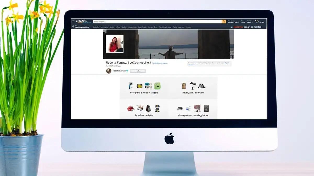 Amazon Store di Roberta Ferrazzi
