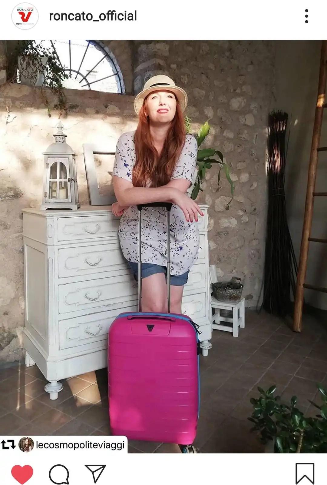 Valigia di Roncato