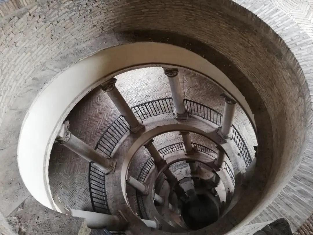 Scala di Bramante ai Musei Vaticani