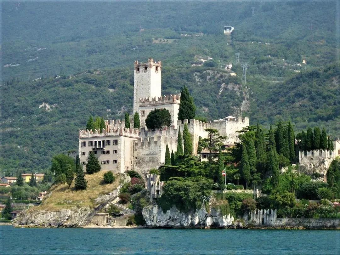 Castello di Malcesine cosa vedere