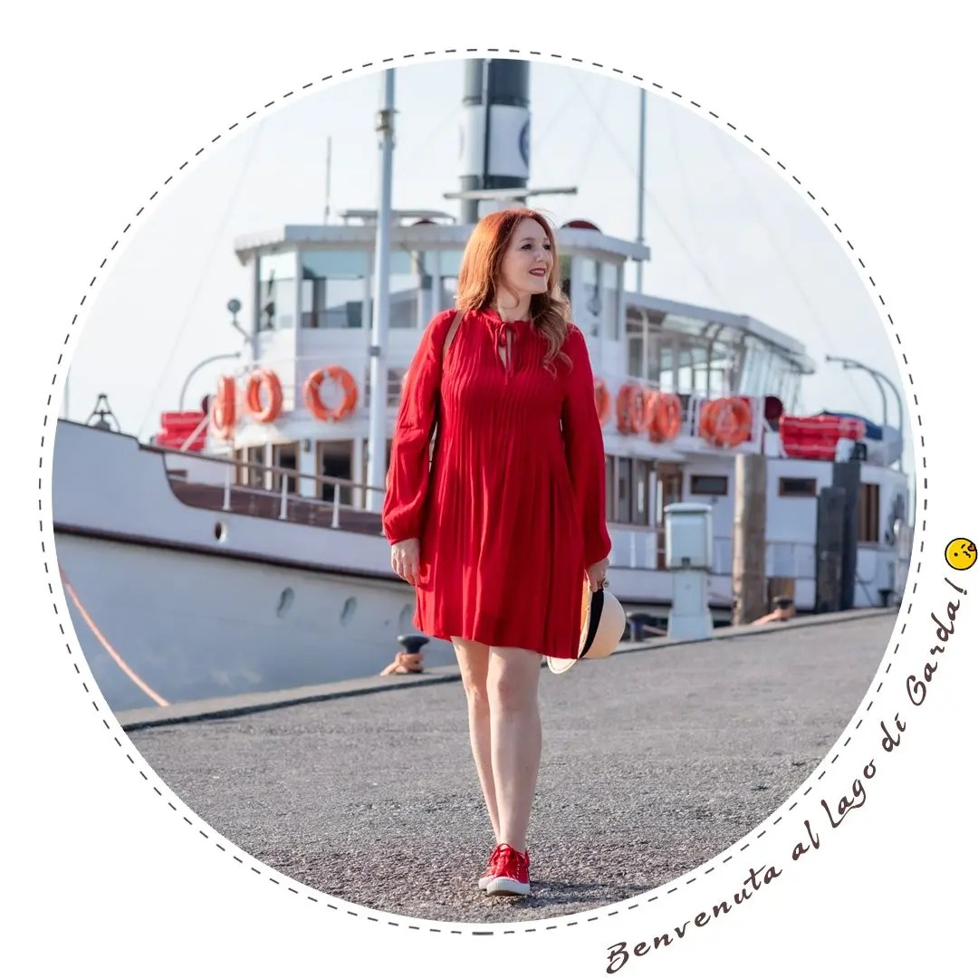 Roberta Ferrazzi travel Blogger del Lago di Garda