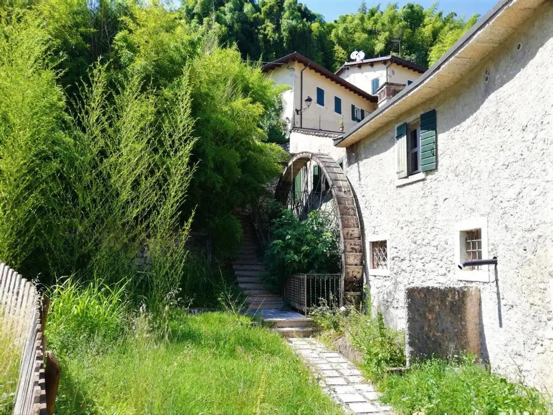 Trattoria Valle dei Mulini a Garda