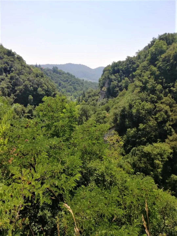 Trekking Valle dei Mulini Garda