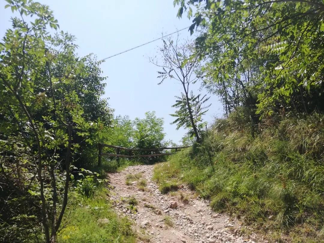 Valle dei Mulini trekking a Garda