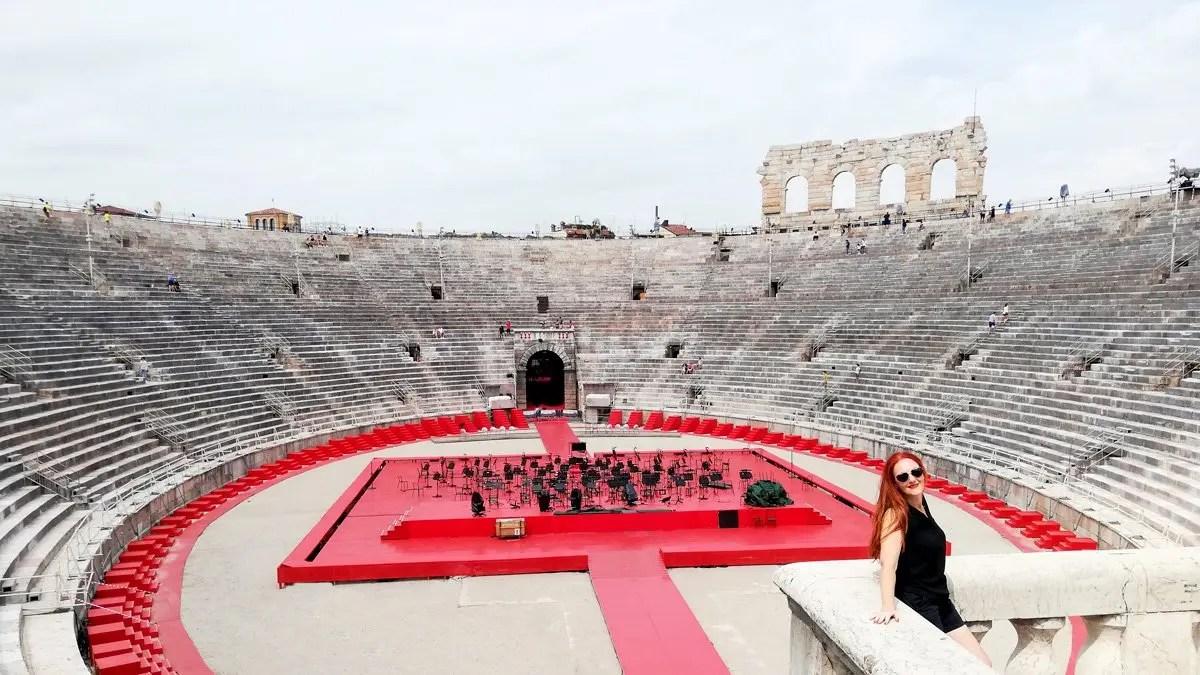 Arena di Verona visita