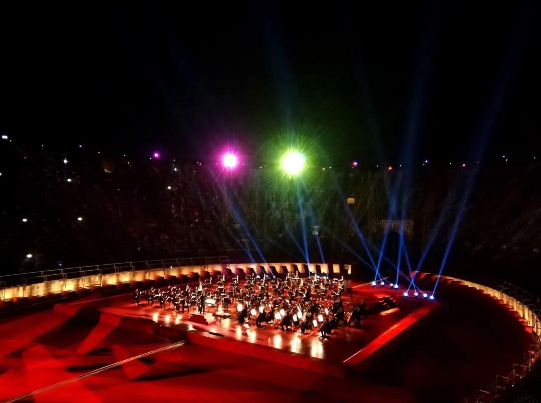 Arena Opera Festival Placido Domingo 2020