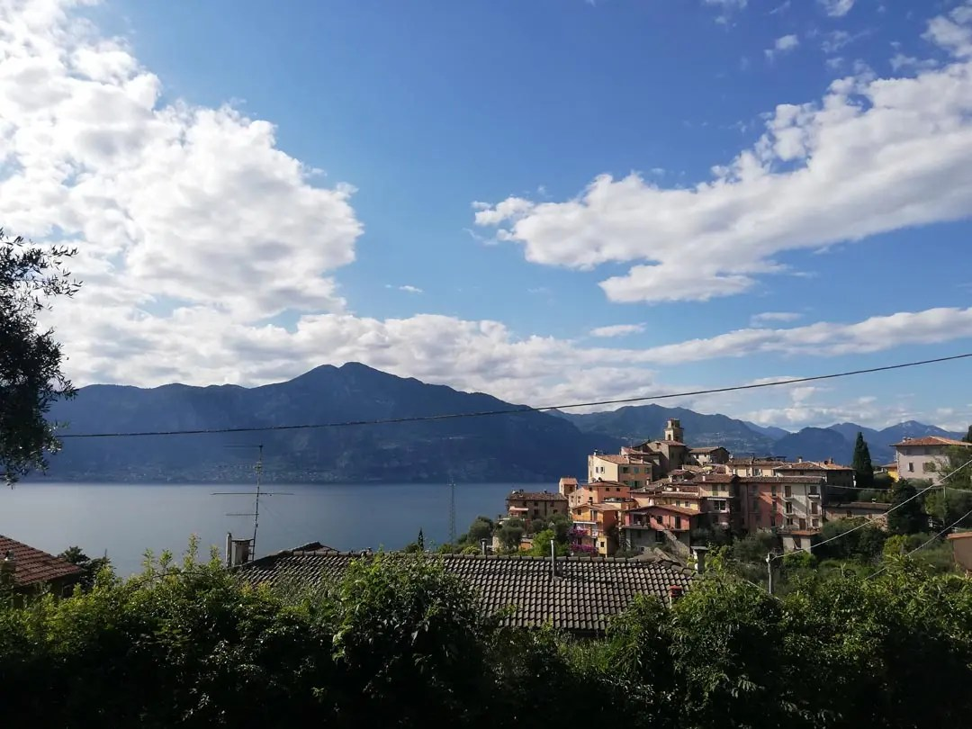 Pai di sopra, Lago di Garda