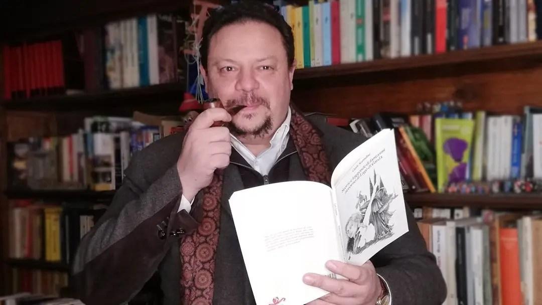 Storie e leggende di fantasmi attorno al Lago di Garda libro di Carlo Scattolini