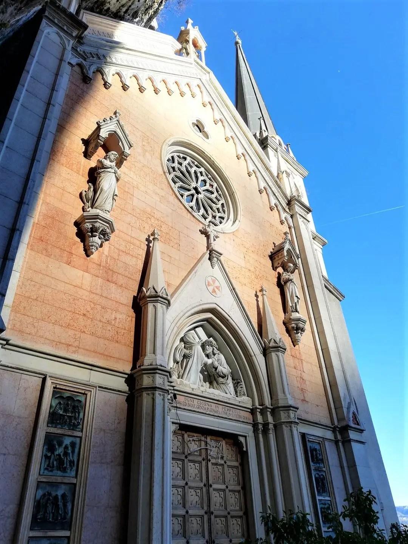 Storia Santuario Madonna della Corona di Monte Baldo