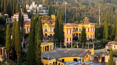 Vittoriale degli Italiani: visita alla Casa Museo di Gabriele d'Annunzio a Gardone sul Lago di Garda