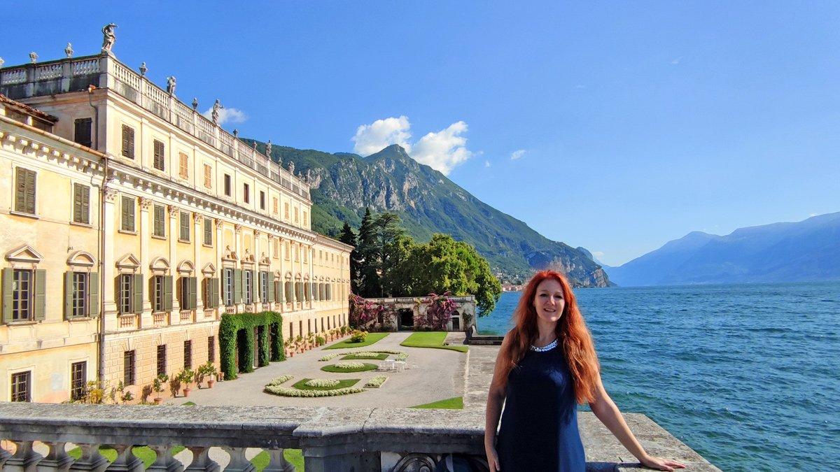 Villa Bettoni a Bogliaco di Gargnano sul Lago di Garda