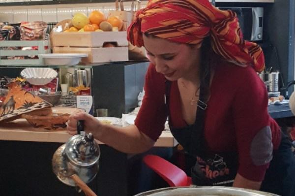crédit photo : Berber Kitchen