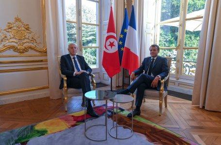 Tunisie - France : Kaïs Saïed et Emmanuel Macron à l'Elysée
