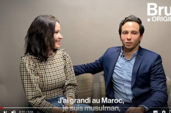L'histoire d'un mariage mixte entre un Marocain et une Française