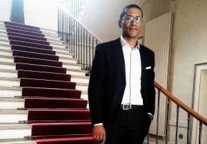 Karim Bouamrane, maire de Saint-Ouen.