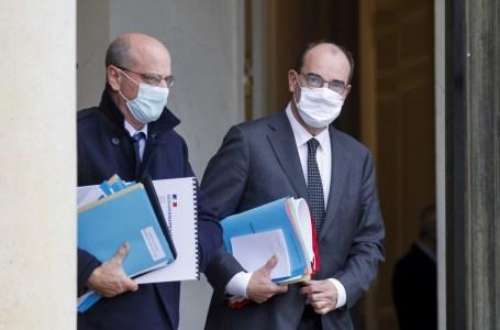Reconfinement - Position de Jean Castex et Jean-Michel Blanquer