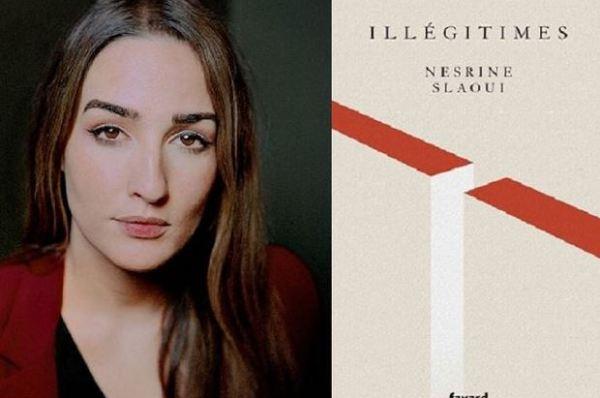 Nesrine Saloui publie un roman autobriographique