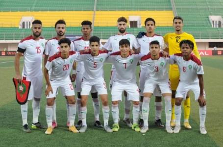 CAN U20. Le Maroc bat la Tanzanie (3-0), le 22 février 2021