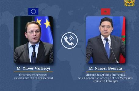L'UE salue l'engagement du Maroc sur le nouvel agenda