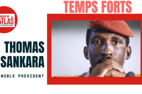 Thomas Sankara, le président vertueux du Burkina Faso