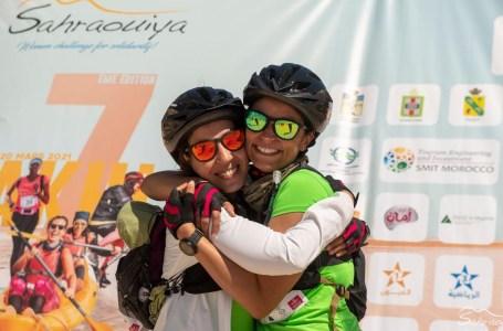 Maroc. « Il y a un avant et un après Sahraouiya », Nadia Rioland, 3e du raid sportif