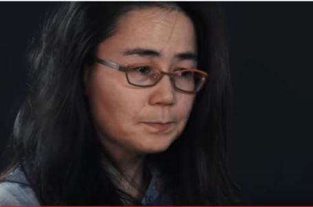 Dilnur Reyhan une militante qui défend la communauté Ouighoure