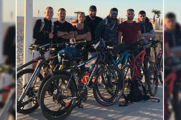 Yvelines. Un périple à bicyclette d'Ecquevilly à Marseille pour soutenir le handicap.