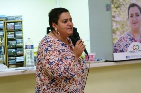 Mina Idir, membre du conseil national, quitte le parti communiste