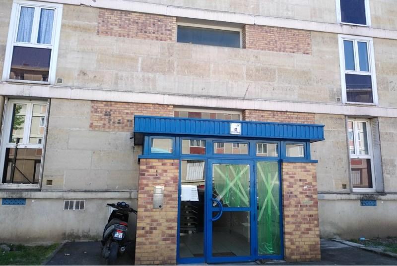 L'immeuble de la famille Mahrez à Sarcelles.