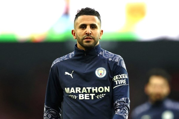 Le footballeur Riyad Mahrez apporte son soutien à la Palestine