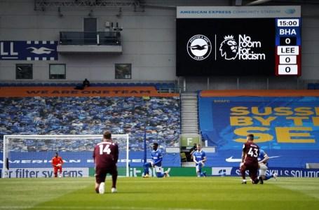 No room for racism : le foot anglais mobilisé sur les réseaux sociaux