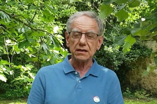 Le président de l'Association France Palestine Solidarité (AFPS) Bertrand Heilbronn a été arrêté