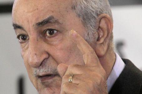Tebboune ordonne la résiliation de contrats avec des sociétés marocaines