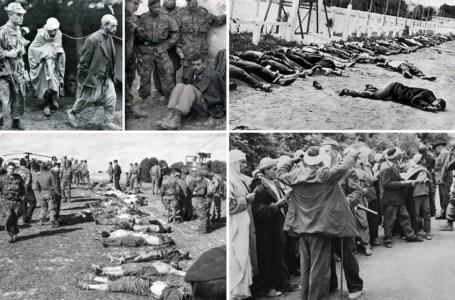 Les massacres de Sétif, l'autre 8 mai 1945