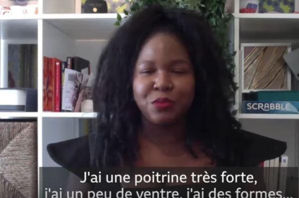 Yasmine Agbantou une créatrice de mode pas comme les autres