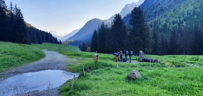 """""""Randonnée PJJ"""" autour du Mont Blanc - Jour 7"""