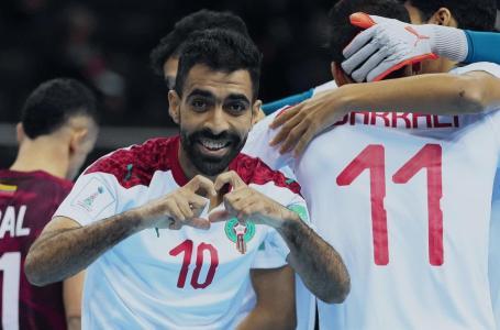 Coupe du monde de futsal. Le Maroc qualifié pour les quarts de finale