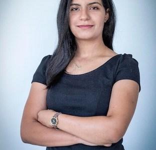 Saoussen Ayari, CEO et fondatrice d'AI Diagnosis Vision